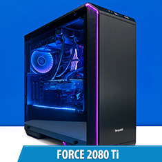 PCCG Force 2080 Ti Gaming System