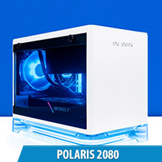 PCCG Polaris 2080 Gaming System [PAX Demo]