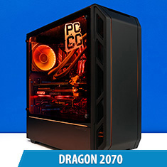 PCCG Dragon 2070 Gaming System