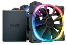 NZXT Aer RGB 2 Triple Starter Kit 120mm