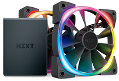 NZXT Aer RGB 2 Twin Starter Kit 120mm