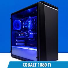 PCCG Cobalt 1080 Ti Gaming System