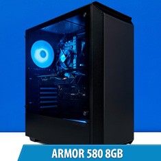 PCCG Armor 580 Gaming System