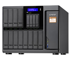 QNAP TS-1635AX 16 Bay NAS with 8GB RAM