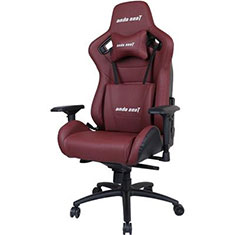 Anda Seat AD12XL-02 Extra Large Gaming Chair Maroon