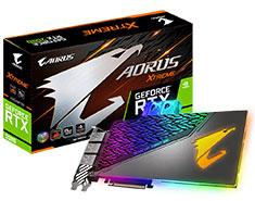 Gigabyte AORUS GeForce RTX 2080 Xtreme Waterforce WB 8GB