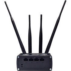 Teltonika RUT950 Professional Industrial 4G LTE Router