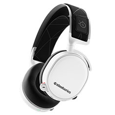SteelSeries Arctis 7 Headset 2019 Edition White