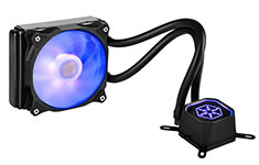 SilverStone Tundra TD03-RGB AIO 120mm CPU Cooler