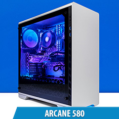 PCCG Arcane 580 Gaming System