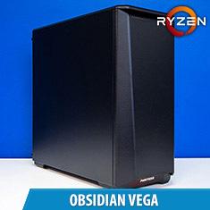 PCCG Obsidian Vega Gaming System