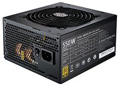 Cooler Master MWE Gold Fully Modular 550W Power Supply