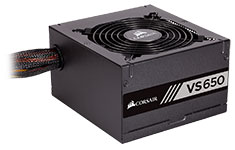 Corsair VS650 650W Power Supply