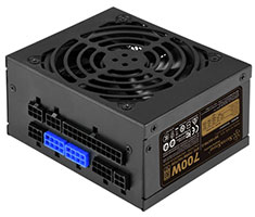 SilverStone SFX SX700-G Gold 700W Power Supply