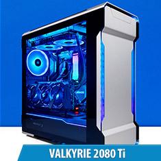 PCCG Valkyrie 2080 Ti Gaming System