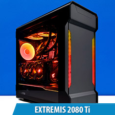 PCCG Extremis 2080 Ti Gaming System