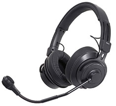 Audio Technica AT-BP-HS2 Broadcast Stereo Headset