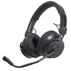 Audio Technica AT-BP-HS2C Broadcast Stereo Headset