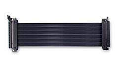Phanteks Flat Line PCIe x16 Riser Cable 180deg Adapter 300mm