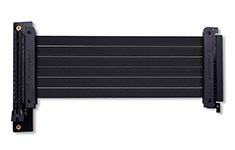Phanteks Flat Line PCIe x16 Riser Cable 90deg Adapter 220mm