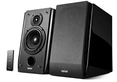 Edifier R1700BT 2.0 Bluetooth Bookshelf Speakers Black