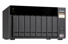 QNAP TS-873 8 Bay NAS with 8GB RAM