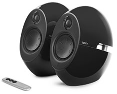 Edifier E25HD Luna Eclipse 4.0 Bluetooth Speakers Black