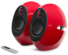 Edifier E25HD Luna Eclipse 4.0 Bluetooth Speakers Red