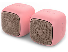 Edifier MP202 DUO Portable Bluetooth Stereo Speakers Pink