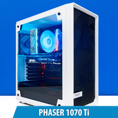 PCCG Phaser 1070 Ti Gaming System