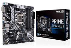 ASUS Prime Z370M Plus II Motherboard