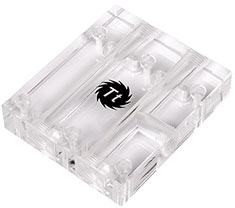 Thermaltake Pacific VGA Bridge 3-Slot Transparent Interconnect