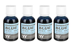 Thermaltake Premium Concentrate Blue - 4 Bottle Pack