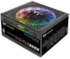 Thermaltake Toughpower iRGB PLUS Platinum 850W Power Supply