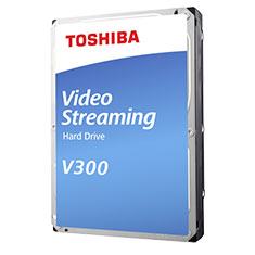 Toshiba V300 Video Stream HDWU130UZSVA 3TB