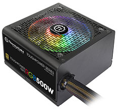 Thermaltake Toughpower GX1 RGB Gold 500W Power Supply
