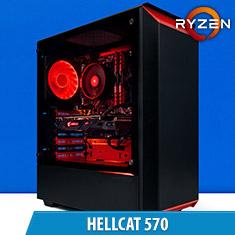 PCCG Hellcat 570 Gaming System