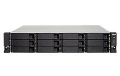 QNAP TS-1232XU 12 Bay 2U Rackmount NAS with 4GB RAM