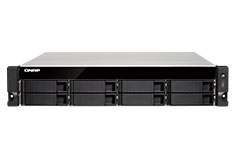 QNAP TS-853BU 8 Bay 2U Rackmount NAS with 4GB RAM