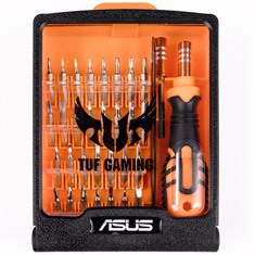 ASUS TUF Gaming 33 Piece Toolkit