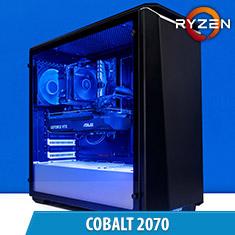 PCCG Cobalt 2070 Gaming System 2