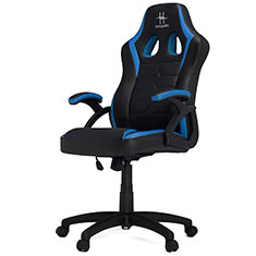 HHGears SM115 Gaming Chair Black & Blue