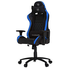 HHGears XL 500 Series Gaming Chair Black & Blue