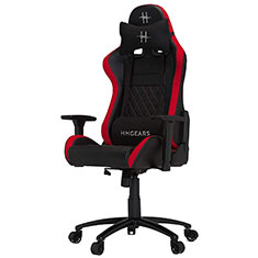 HHGears XL 500 Series Gaming Chair Black & Red