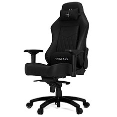 HHGears XL 800 Series Gaming Chair Black