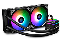 Deepcool Gamer Storm Captain 240 Pro AIO RGB CPU Cooler