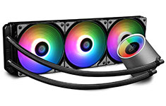 Deepcool Gamer Storm Castle 360 RGB AIO CPU Cooler