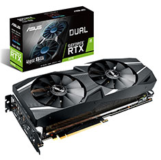 ASUS GeForce RTX 2070 Dual Fan 8GB