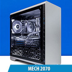 PCCG Mech 2070 Gaming System