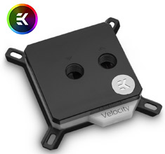 EK Velocity D-RGB CPU Waterblock Nickel Acetal